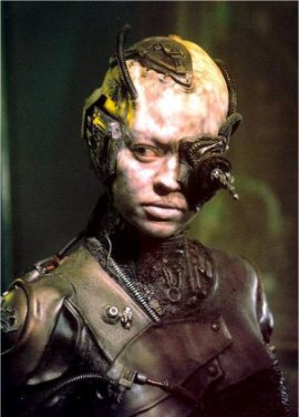 borg seven of nine