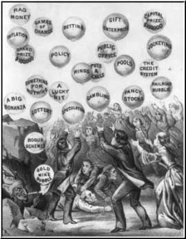 grow poor, why we're poor, currier and ives