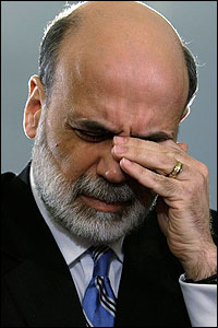 bernanke in panic