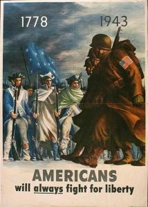 WWII Americans Fight for Liberty